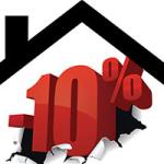 10 procent rabatt
