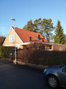Stenmåravägen 22 - Takläggning stockholm